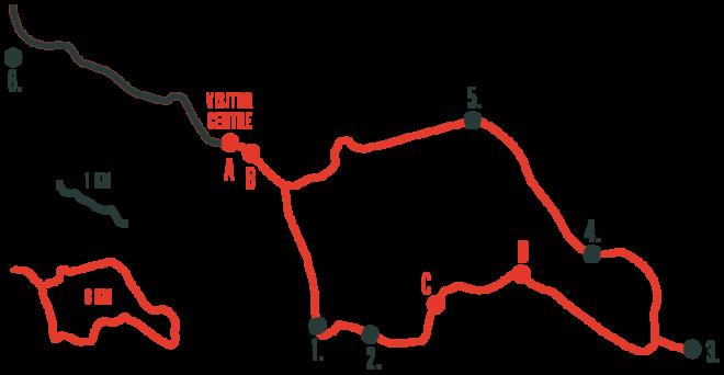 Wild Festival map
